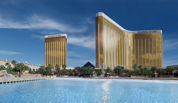 | ... Bay offers an exciting, elegant experience for Las Vegas visitors