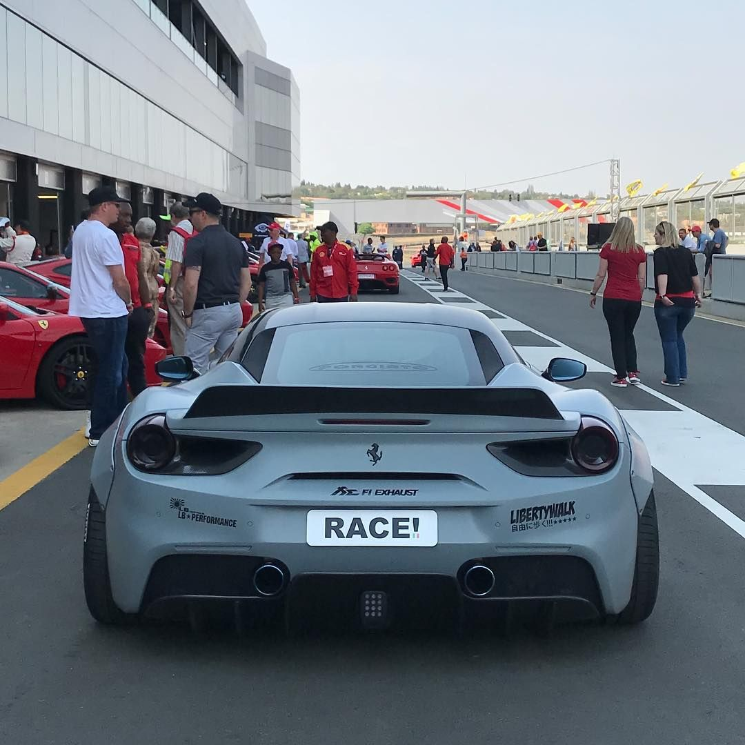 447 Likes 4 Comments Supercars Of South Africa Supercarsofsa On Instagram This Is One Heck Of A Car Epic Work Done By Liberty Walk Ferrari Super Cars