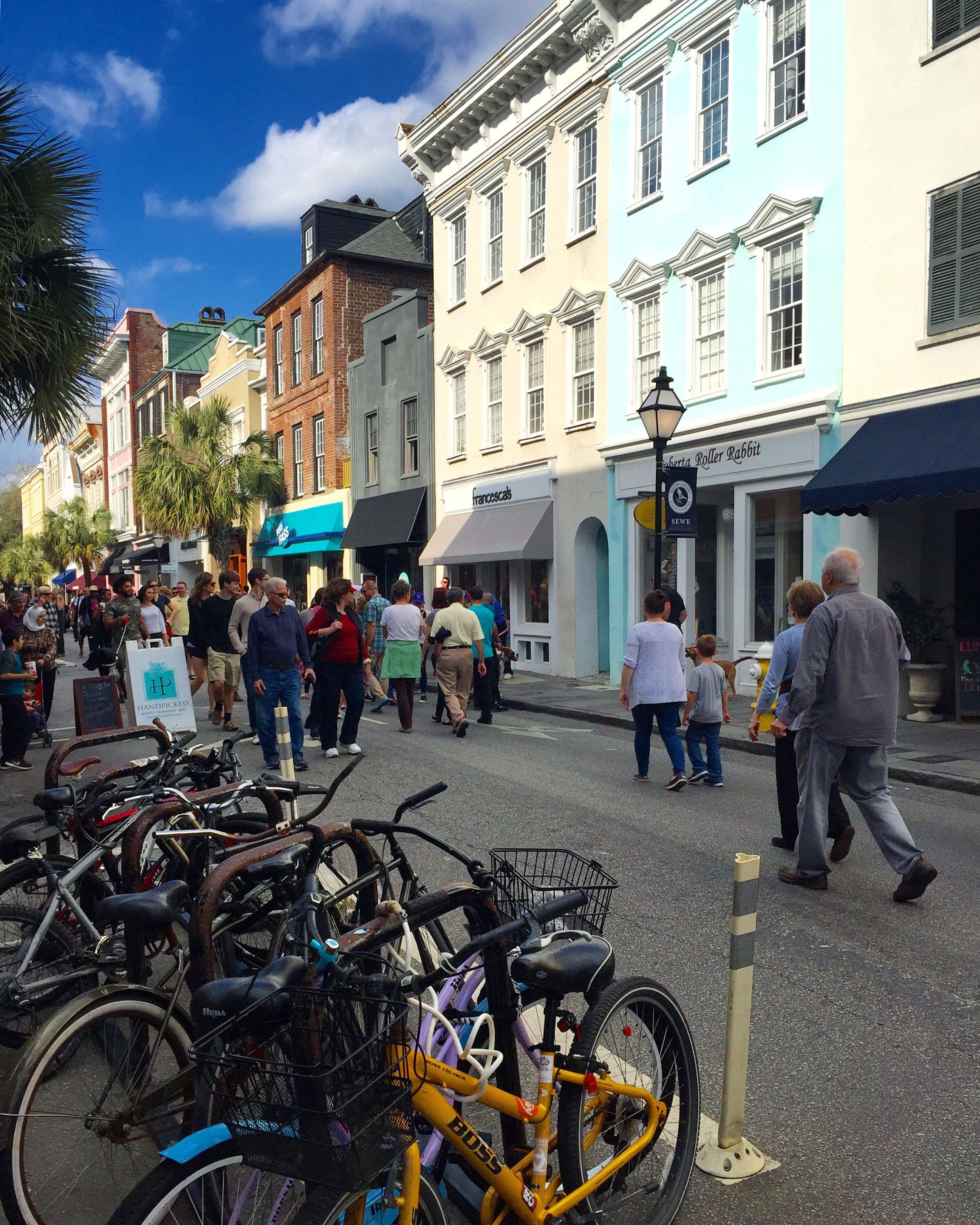 King St Charleston Sc: Second Sunday On King Street - Charleston, SC