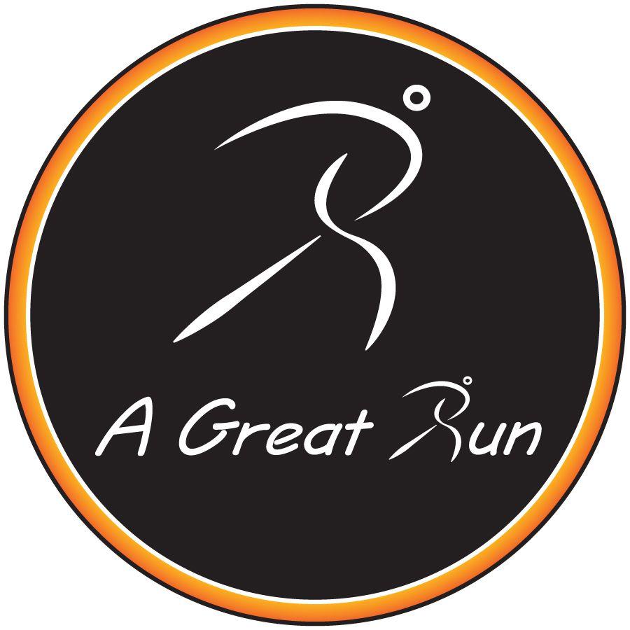 A Great Run Logo