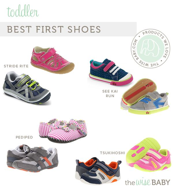 Wise Baby Picks for Best First Shoes