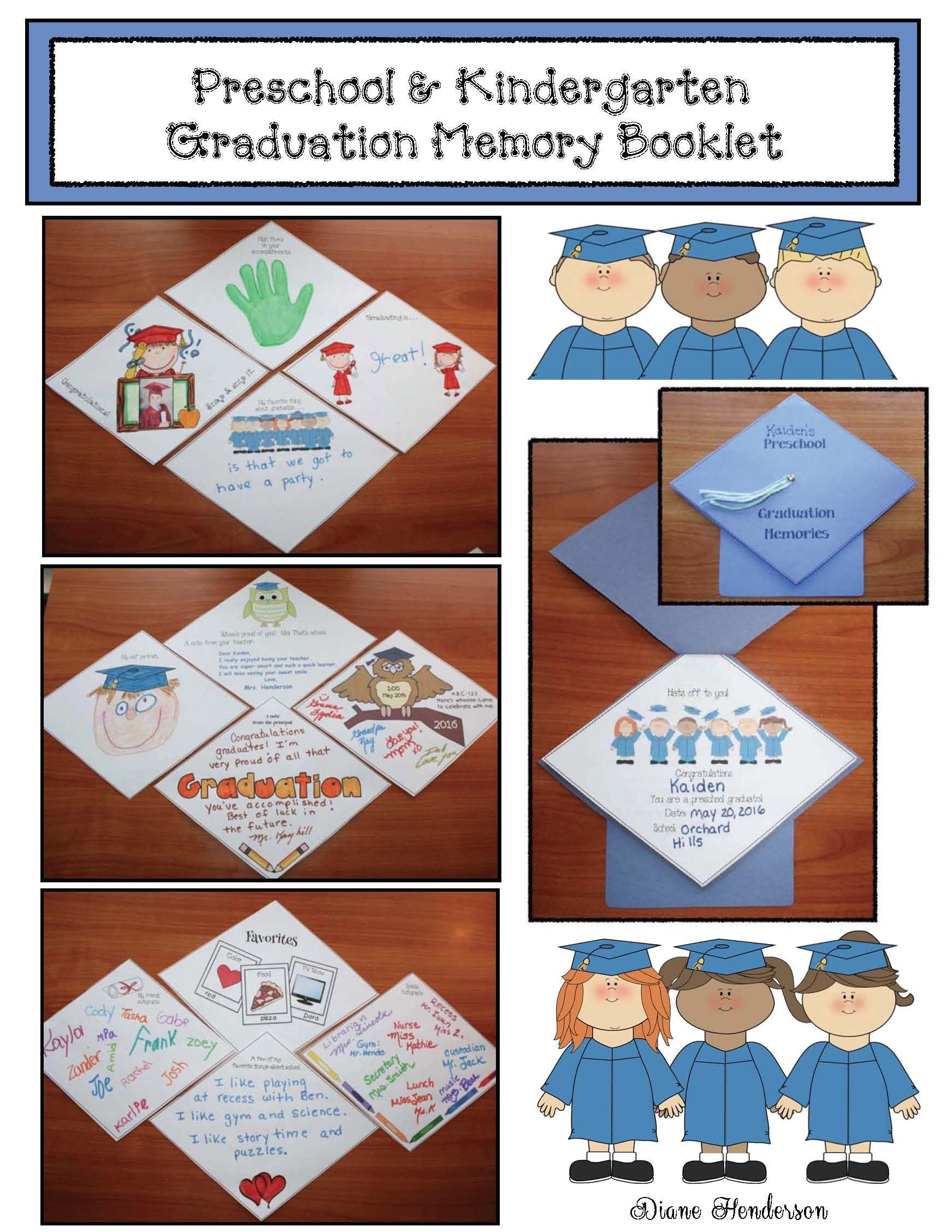 Medium Crop Of Preschool Graduation Ideas