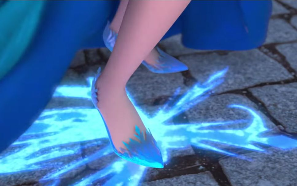 Magical shoes!