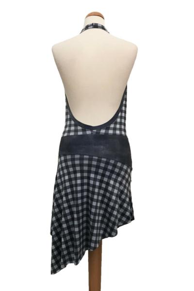 b7573c25ba Gray Mini Asymmetric Dance Dress in 2019