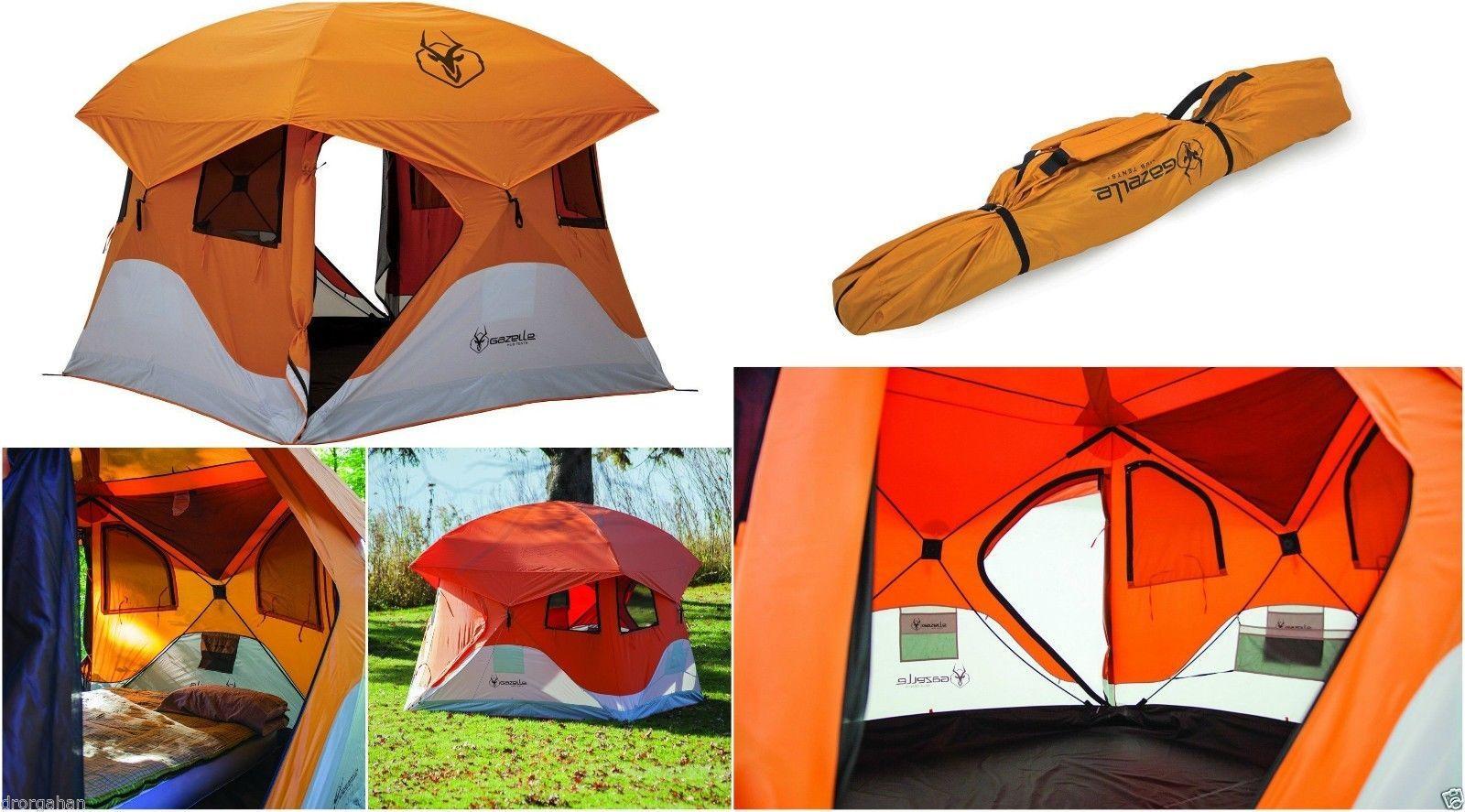official photos 501aa 904c9 NEW 2017 HOT Qube Tent Gazelle 22272 Pop up Hub Portable ...
