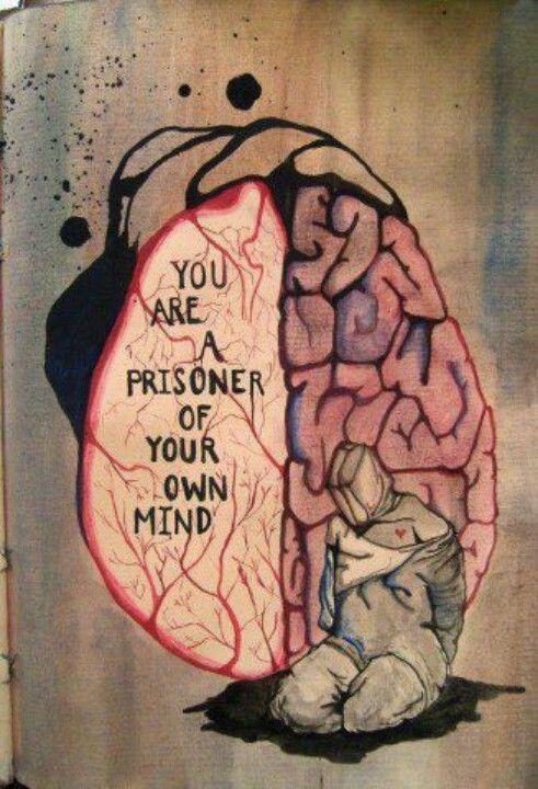 ¿Sos un prisionero de tu propia mente