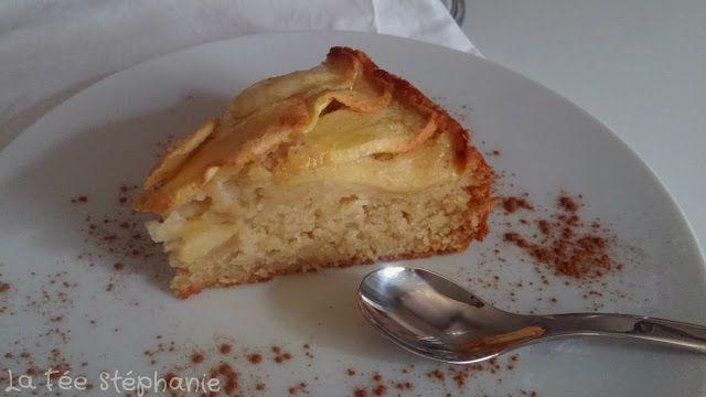 la fée stéphanie: gâteau aux pommes pour un après-midi cocooning