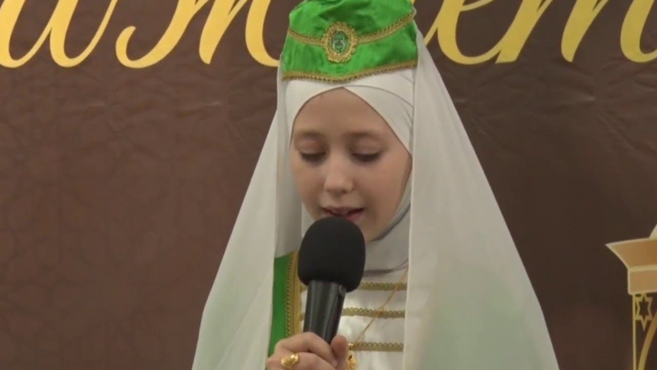 Hasbi Rabbi Beautiful Arabic Nasheed By Little Girl Youtube Beautiful Little Girls