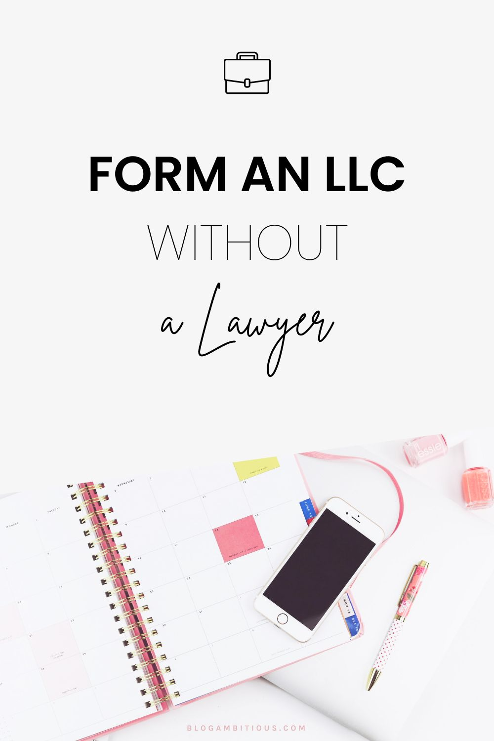 How to Form an LLC without a Lawyer (all by yo' self