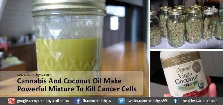 how to cook marijuana in coconut oil