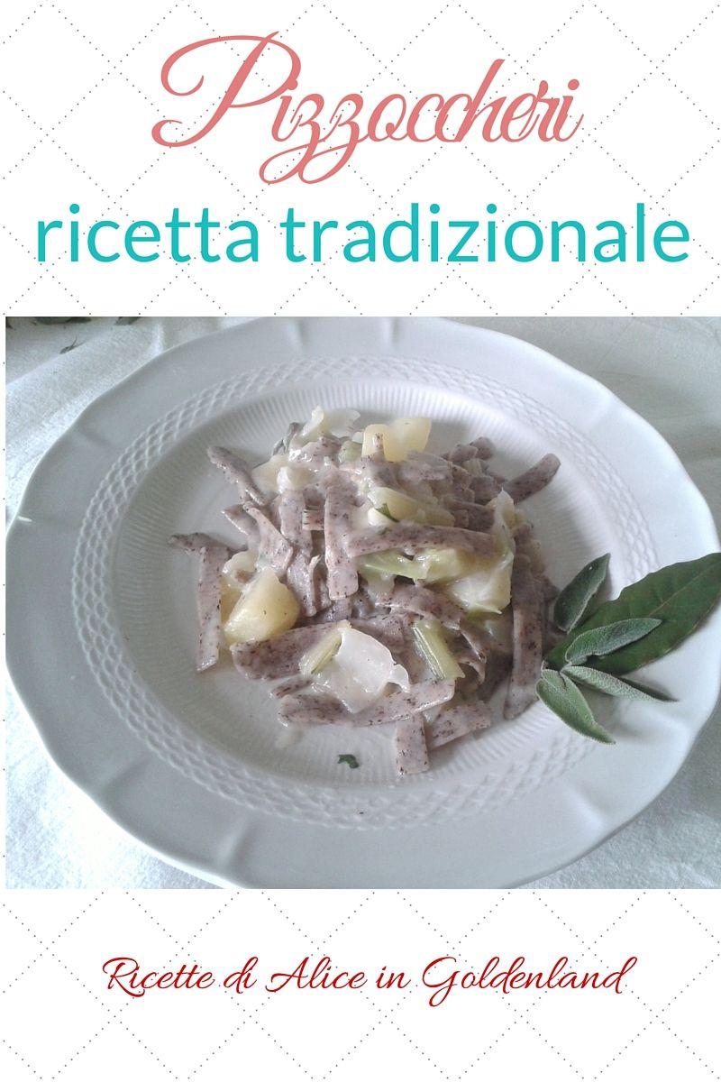 Pizzoccheri ricetta tradizionale ricetta cucina for Alice cucina ricette