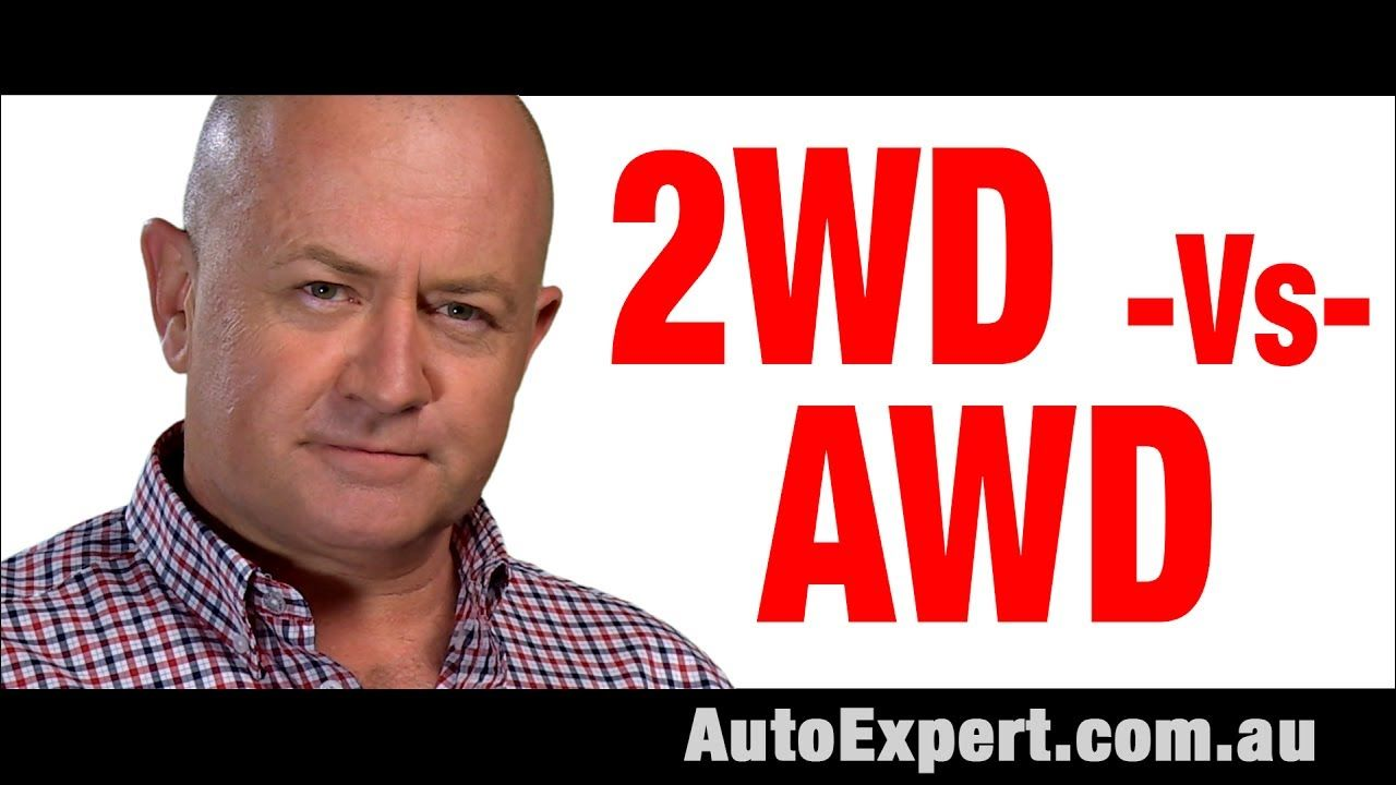 2WD versus AWD SUV: Which is best? | Auto Expert John Cadogan | Australia | stuff that i want to ...