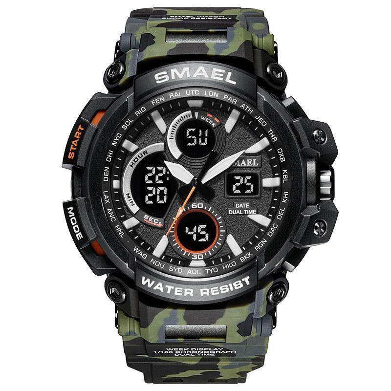how to set armitron watch wr330