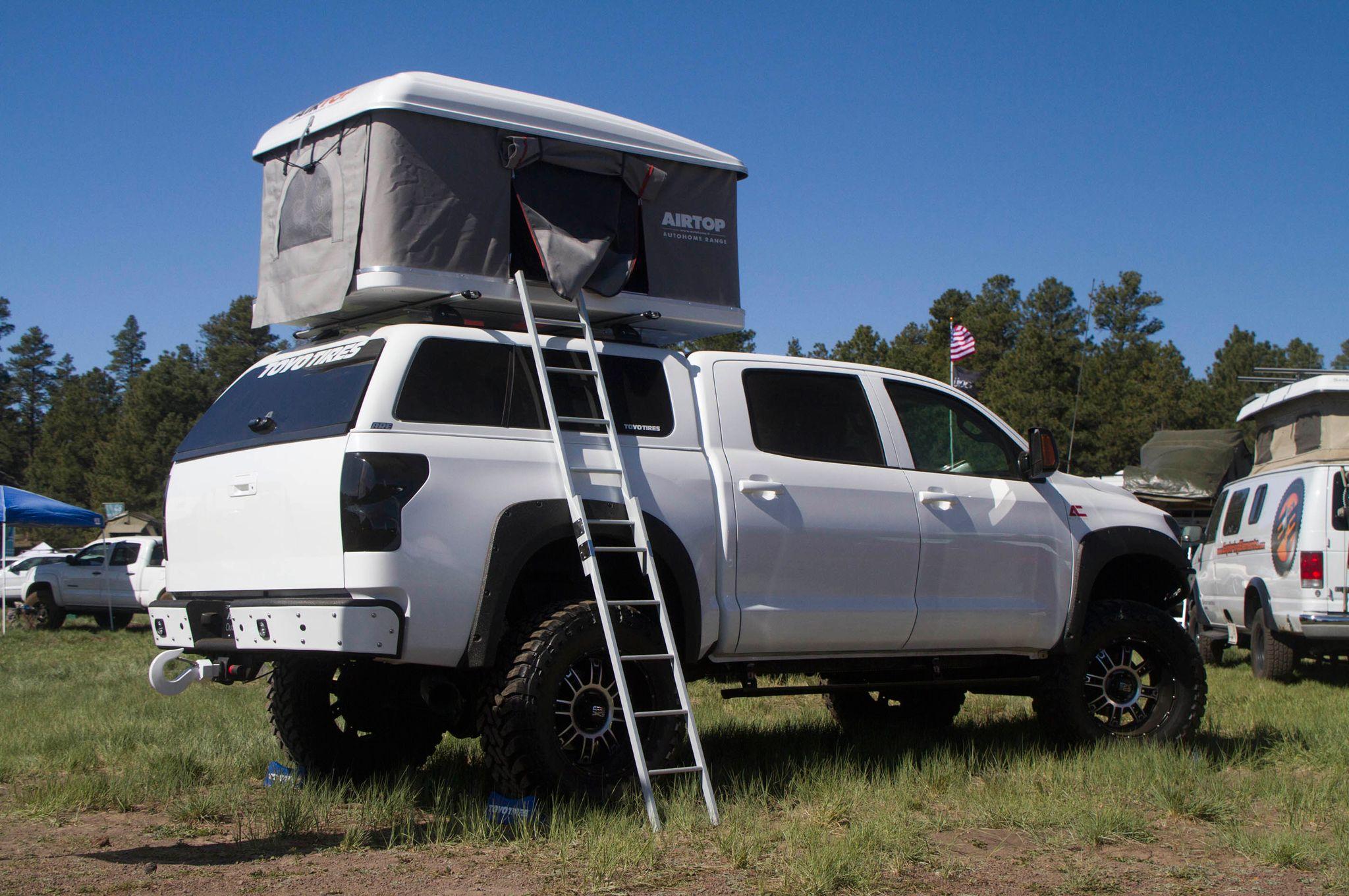 2013 Overland Expo airtop tent & 2013 Overland Expo airtop tent | 4X4 camper | Pinterest ...