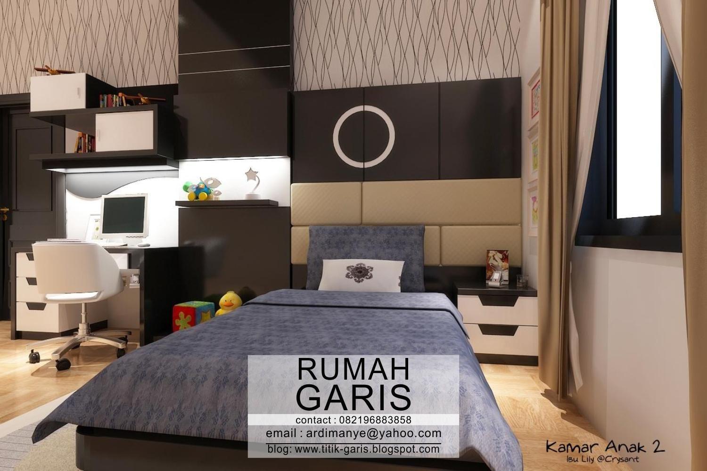 Desain Interior Kamar Anak Cowok Ibu Lily Makassar Jasa Arsitektur Dan 3Dvisual Hubungi Kami