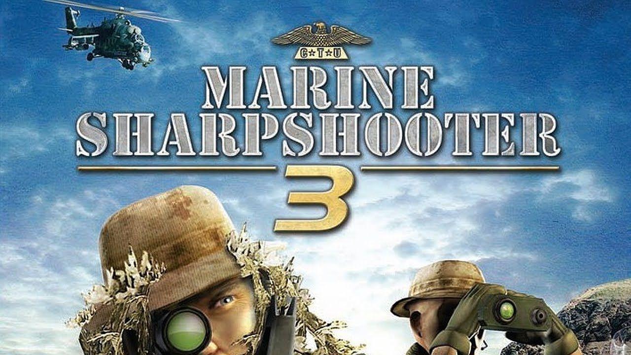 تحميل لعبة القناص Marine Sharpshooter 3 للكمبيوتر برابط