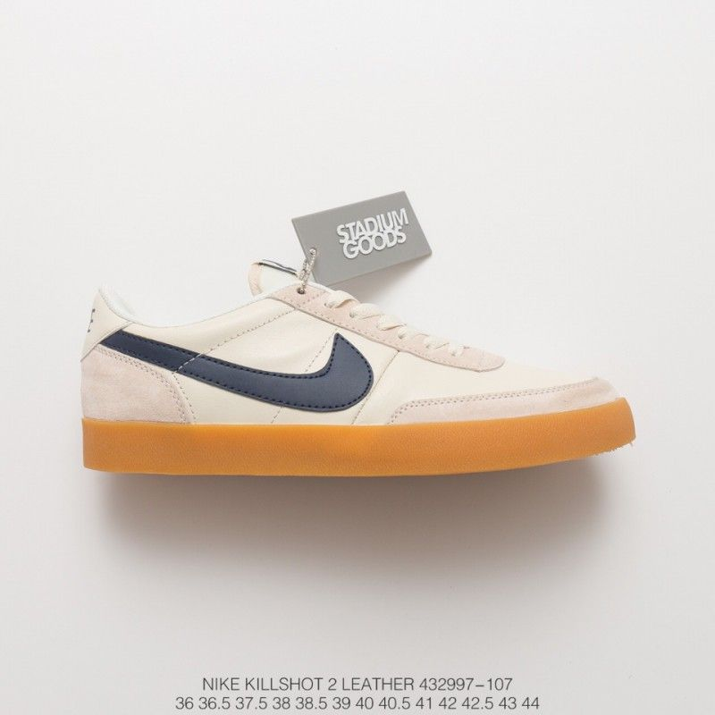 Deadstock Nike Killshot 2 Leather Low Flatbed Racing Shoes