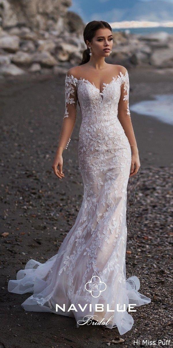 Naviblue Sweety 2020 Brautkleider Nina 20007 #Hochzeit #Hochzeiten #Hochzeitskleid …