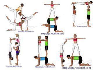 Figuras Acrosport Y Seguridad Yogainspration Group Yoga Poses Acro Yoga Poses Gymnastics Poses