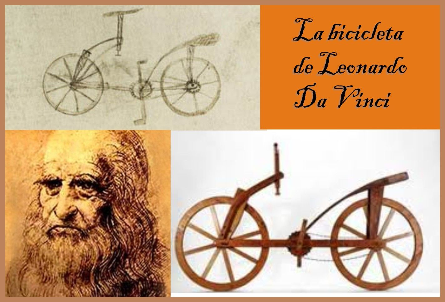Leonardo Da Vinci 1452 1519 Pero Simplemente Leonardo Vinci Nombre Del Lugar De Donde Provení Leonardo Da Vinci Leonardo Da Vinci Renacimiento Bicicletas