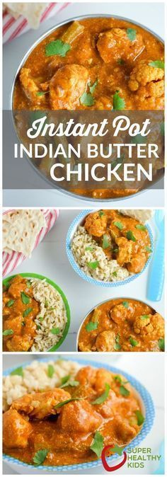 Easy instant pot indian butter chicken recipe super healthy kids easy instant pot indian butter chicken recipe super healthy kids food and drink forumfinder Gallery