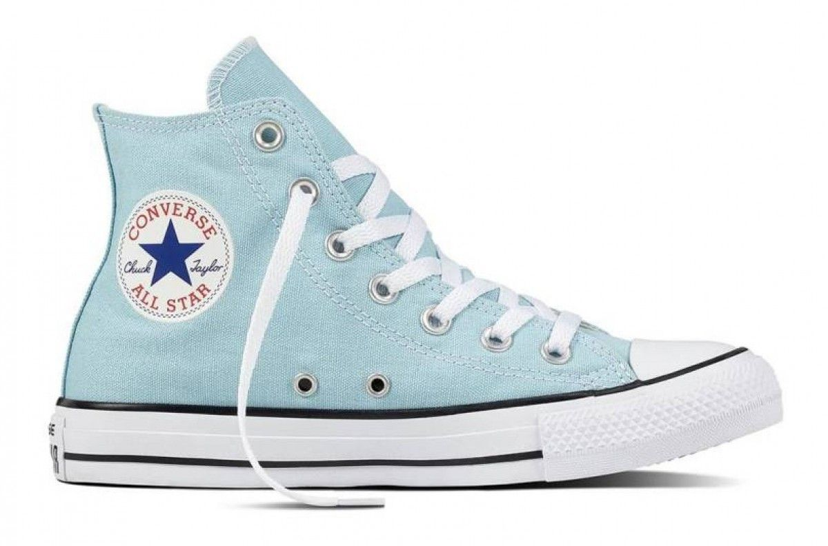 82610309d06a Converse Chuck Taylor All Star Hi Top Ocean Bliss | Converse ...