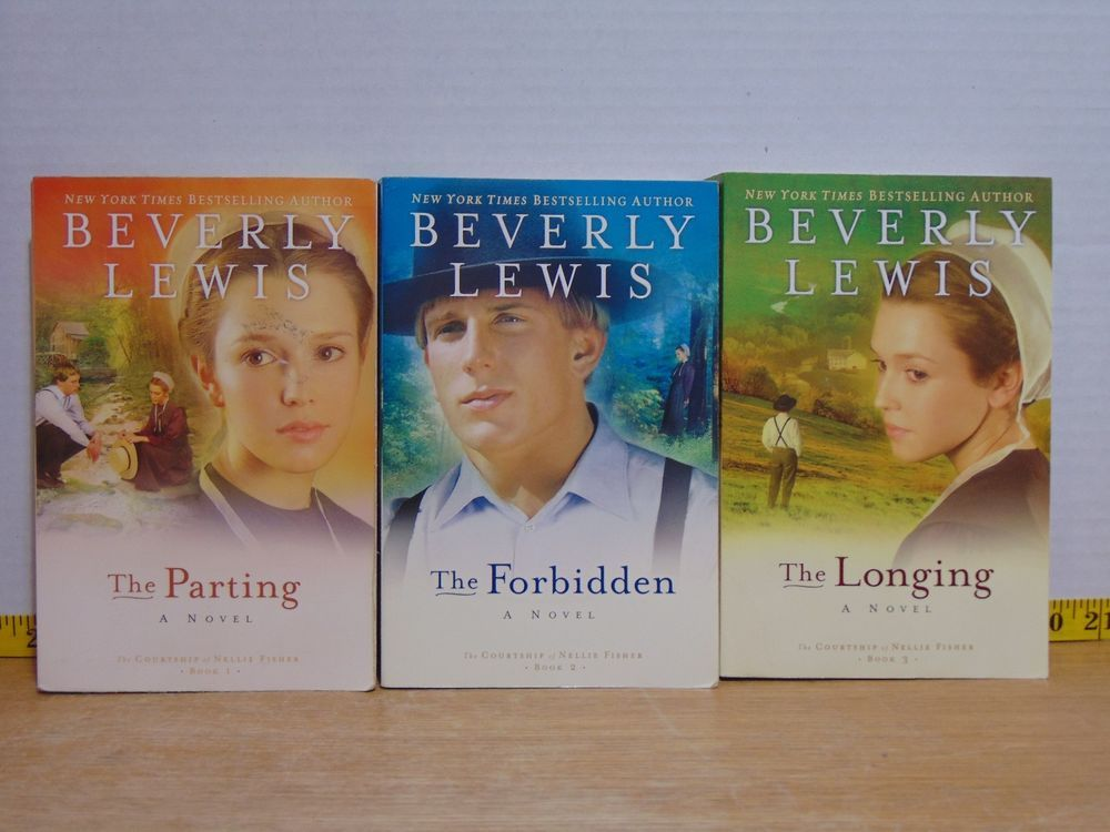 Beverly lewis the courtship of nellie fisher books 13
