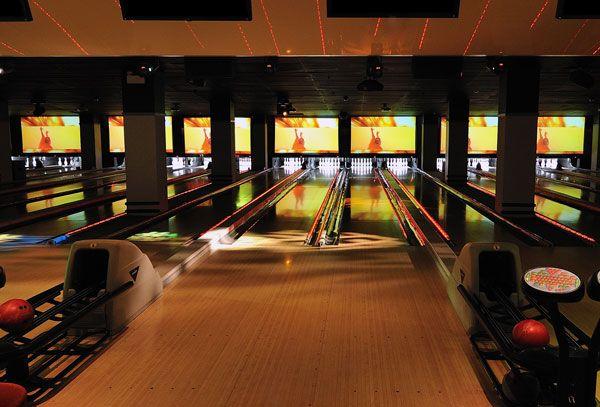 Bowling at Frames ($10) | New York. | Pinterest | Flat screen tvs ...