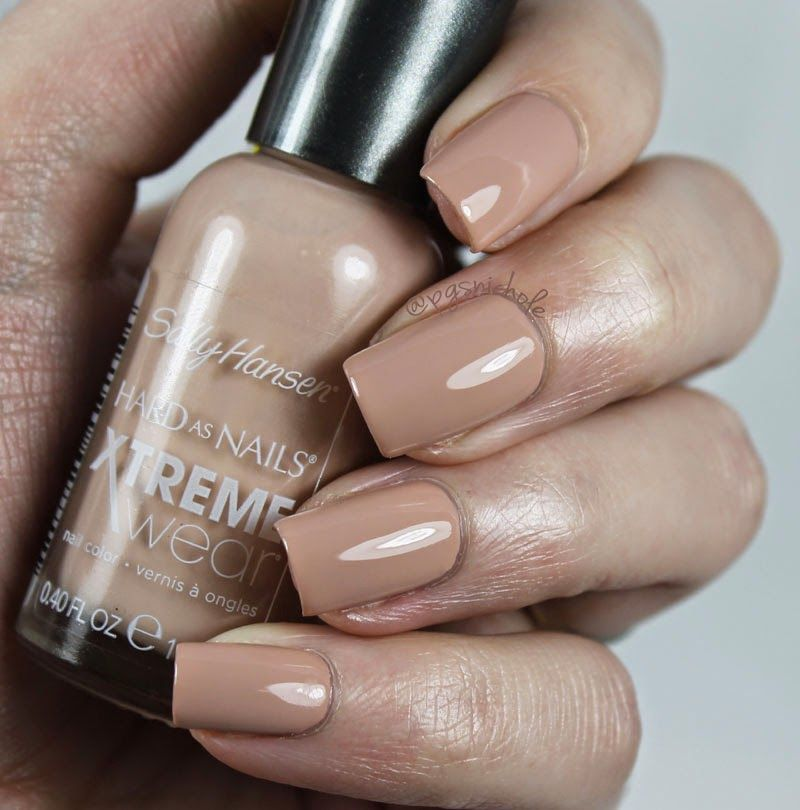 A great nude - Sally Hansen Xtreme Wear Bare It All | Pretty Girl ...