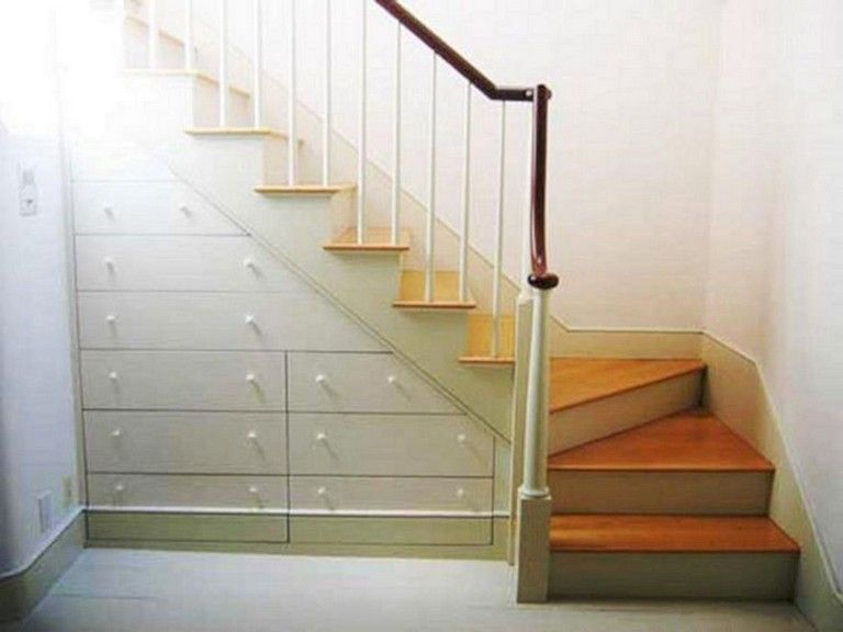 20 Cool Stairs Design Ideas For Small Space Stairs Design Home | Stair Plans For Small Spaces | Residential | Simple | Backyard Cottage | Fine Homebuilding | Small Opening