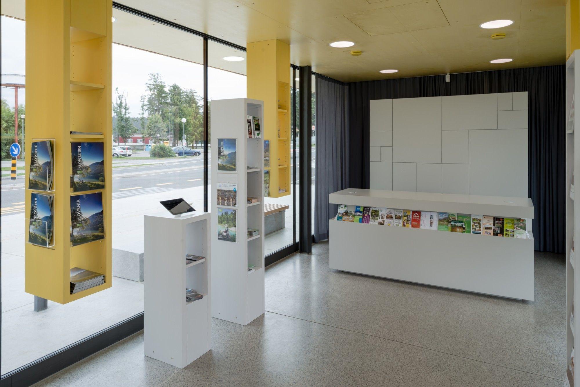 Gallery Of Tourist Information Centre Postojna Studio Stratum