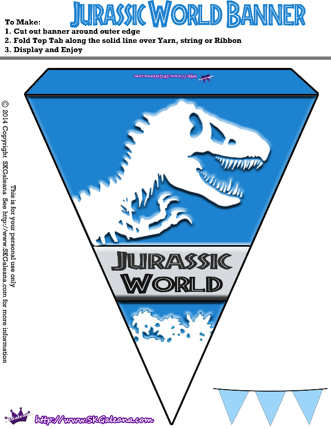 Dinosaur Party Dinosaurs Anniversaries Skgaleana Free Jurassic World Printables