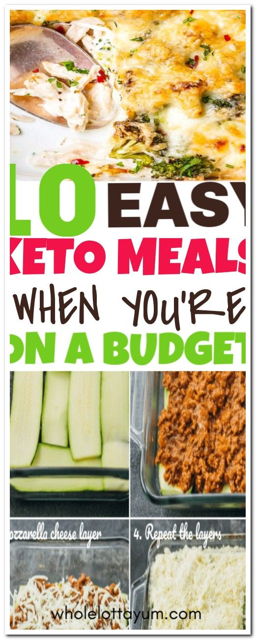 Keto Meal Plan For Bodybuilding