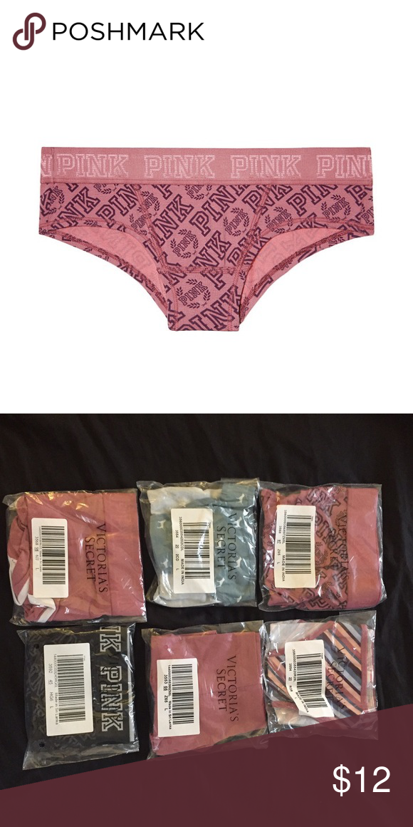 184b6d07b0 Victoria s Secret · Wrapping · VS Pink Panty 1 NWT VS Pink Panty Size  Large  Please check other listings for