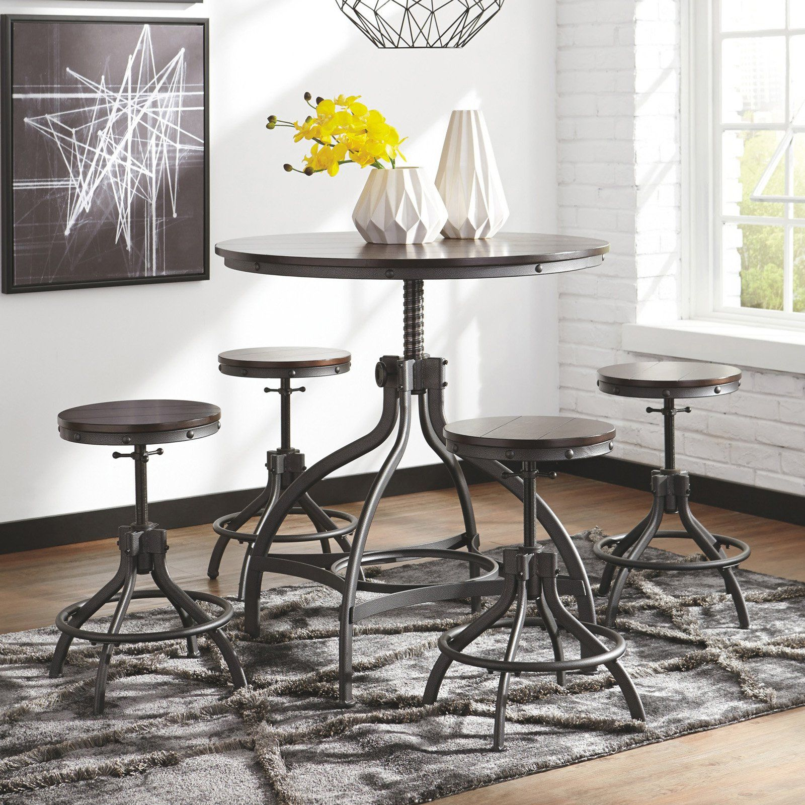 24+ Odium counter height dining room table Best Seller