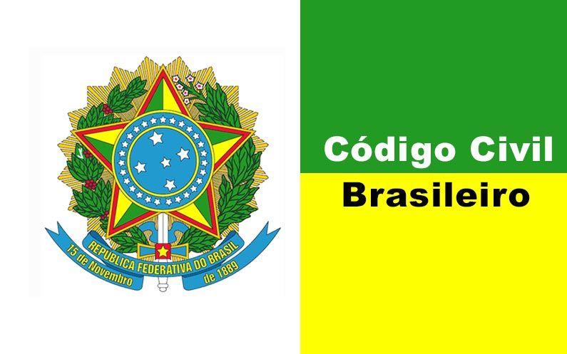 Código Civil Brasileiro | Código civil, Comida brasileira, Estado de goias
