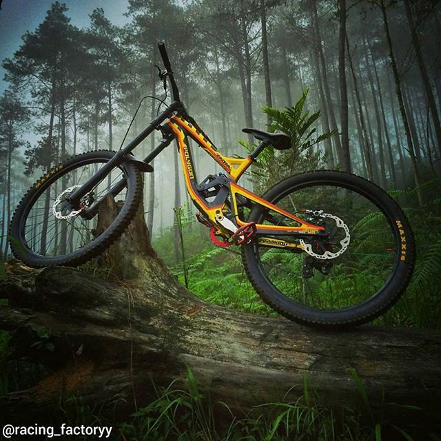 Polygon Collosus Dh 9 Such A Beautiful Bike Follow