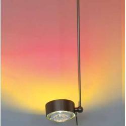 Photo of Top Light Puk Maxx Side Single ceiling light chrome matt lens clear / lens matt 10cm standard socket