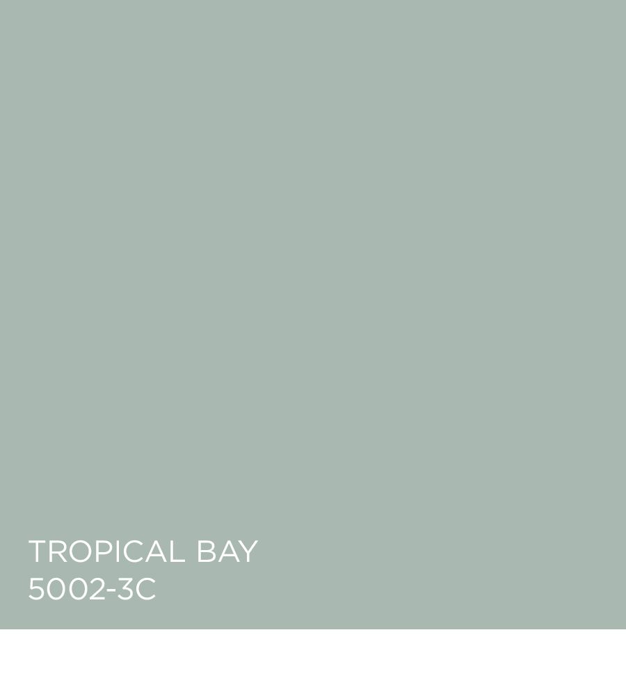 Tropical Bay (5002-3C) Valspar