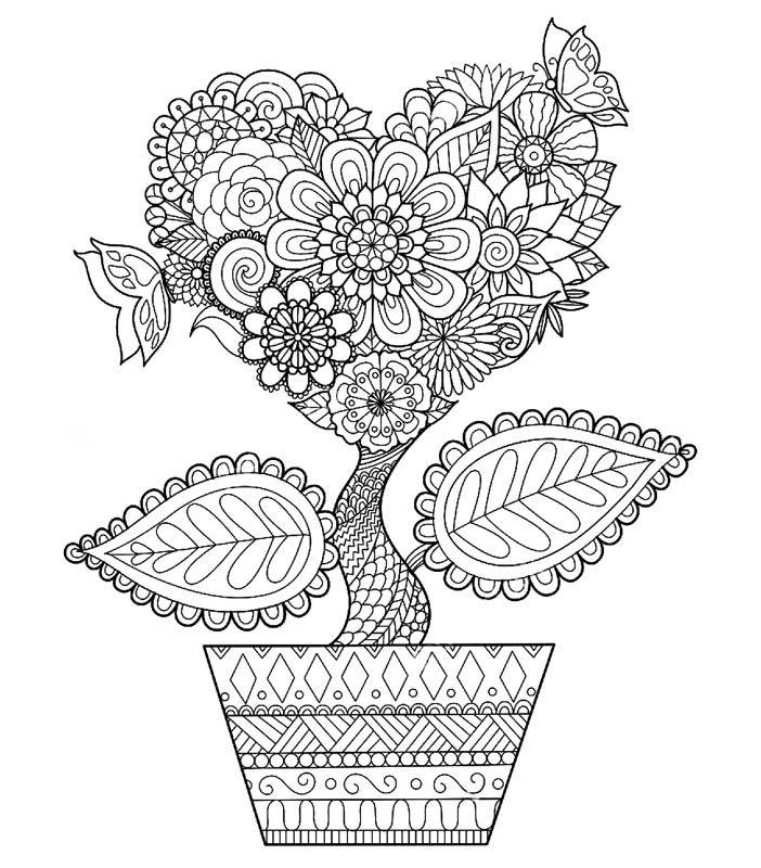 Pin de Vincent Mougin en art therapy | Pinterest | Colorear ...