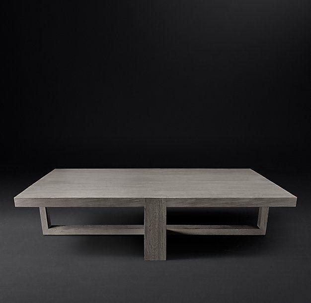 Antoccino Square Coffee Table Objetos