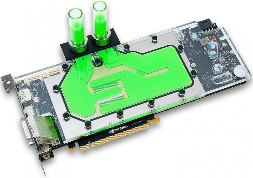 Ek Introduces Water Blocks For Geforce Gtx 1080 Custom Computer