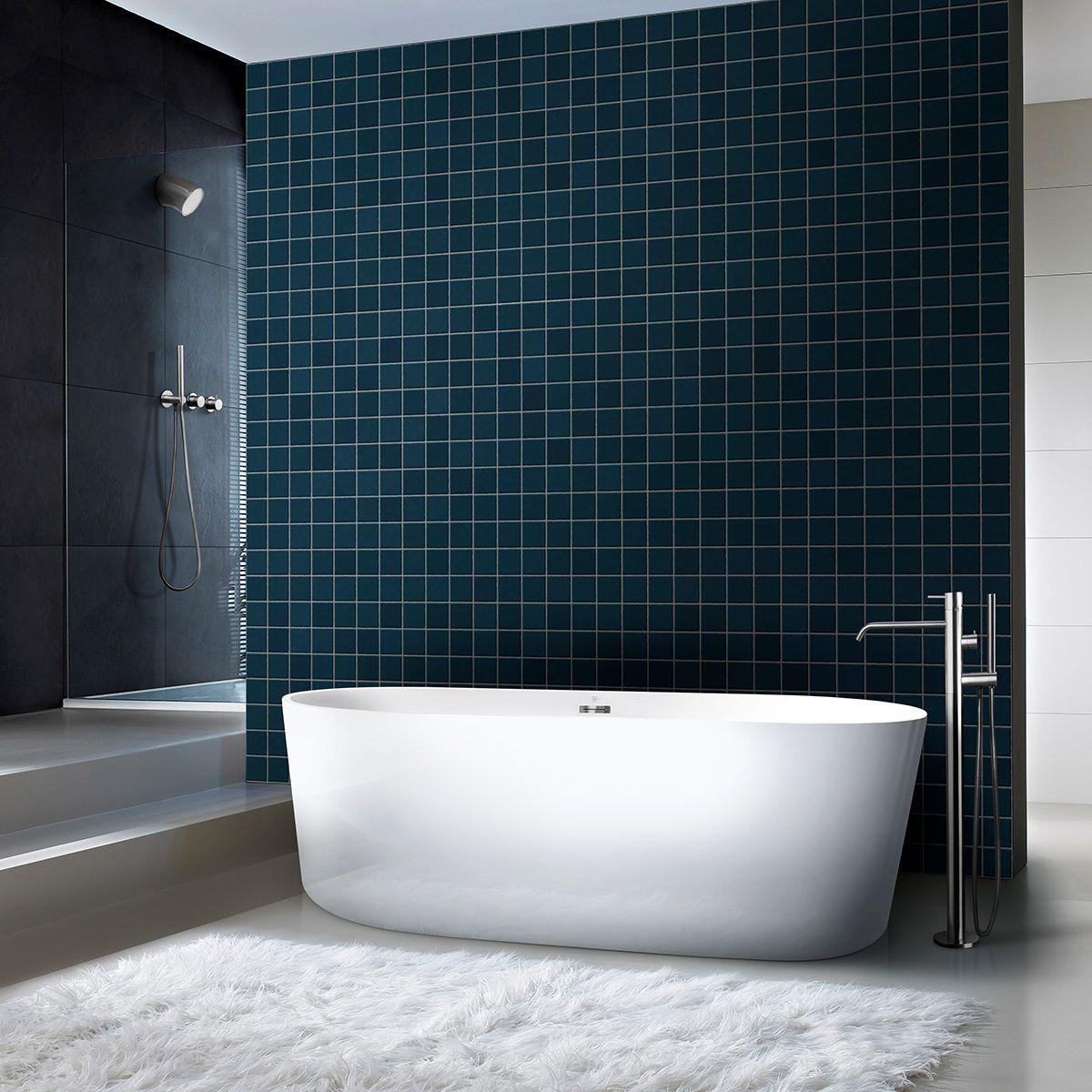 Beautiful Modern Acrylic Tub Clean Modern Bathroom Bathtub