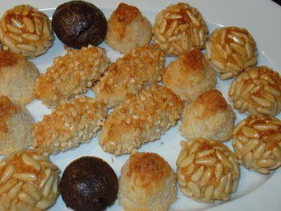 Ma Petite Boulangerie: Panellets