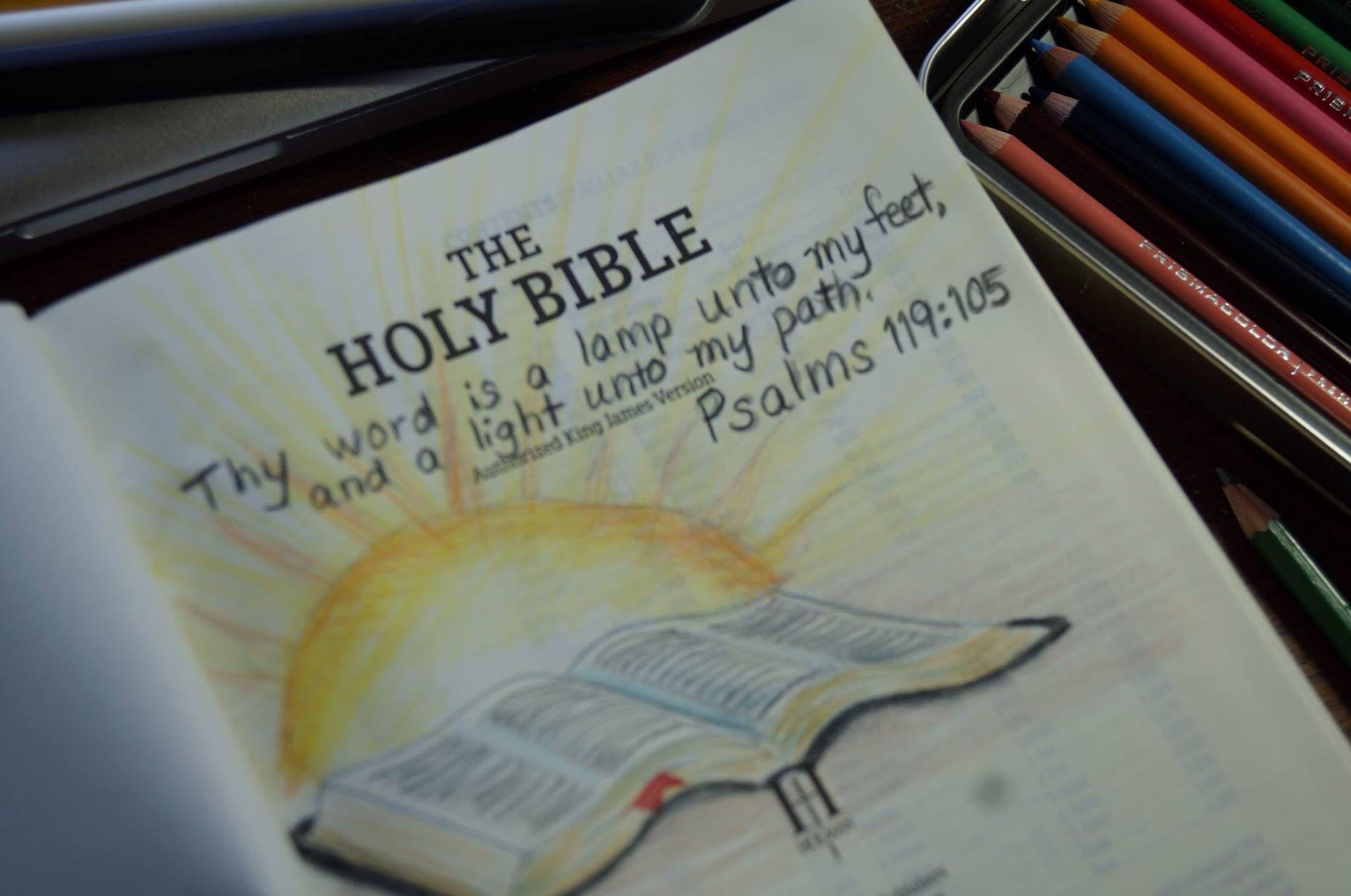 thy word is a lamp unto my feet chords pdf