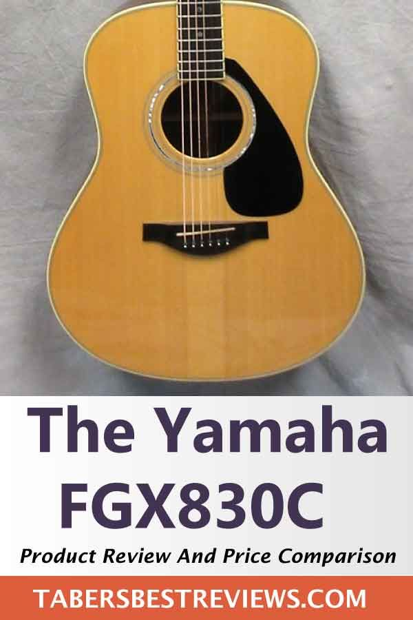 yamaha fgx830c review great guitar for intermediate players acoustic electric guitars. Black Bedroom Furniture Sets. Home Design Ideas