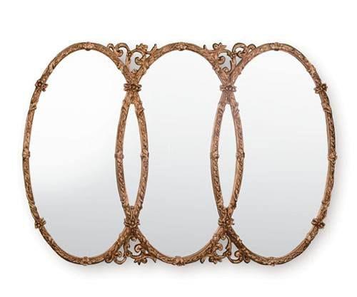 triptych mirror wall - Buscar con Google