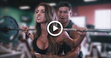 Best Couple Workout Motivation  Fitness Couple Workout #fitness
