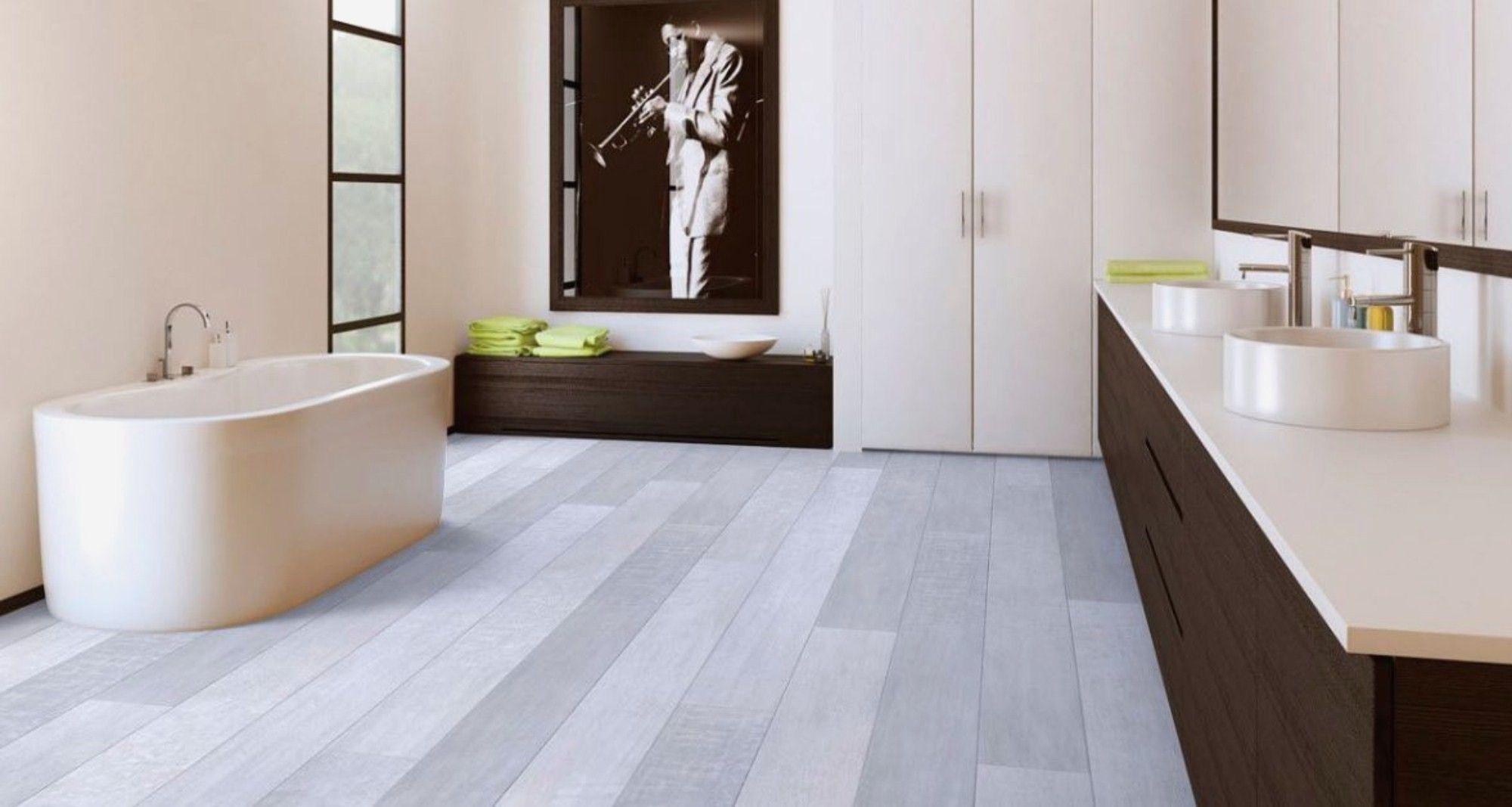 Badezimmer Bodenbelag Optionen Badezimmer Vinyl Weisser Laminatboden Minimalistische Badgestaltung