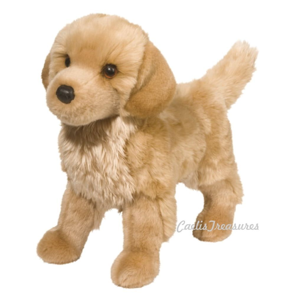 Douglas King Golden Retriever 16 Plush Dog Stuffed Animal Cuddle